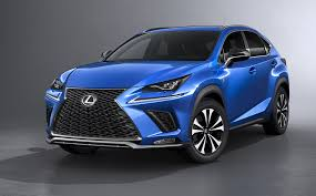 lexus nx standard features 2018 lexus nx preview