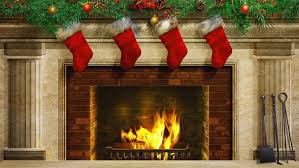 christmas fireplace home u0026 interior design