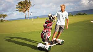 courses across the islands getting onboard with golfboard travel