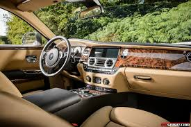 rolls royce wraith interior 2017 2015 rolls royce ghost series 2 review gtspirit