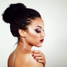 big bun hair hair styles for lion s manes lionesse flat irons