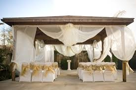 Venues In Houston Summer Outdoor Wedding Ceremony In Houston Tx Demers Banquet Hall