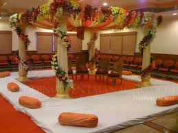 Hindu Wedding Mandap Decorations Wedding Decor Services Delhi Ncr Wedding Decoration Planners