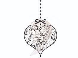 time leaf swirls hanging hearts frame great as wedding bridal