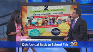 special needs network gearing up for big back to event