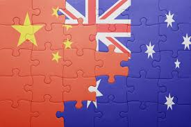 Austrslia Flag China Australia Flag Puzzle The Sun News