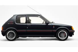peugeot 205 gti peugeot 205 pictures posters news and videos on your pursuit