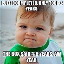 Meme Babies - victory baby meme puzzle completed porsha fuhrman fuhrman pride