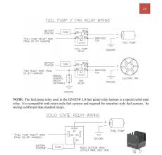 ez fast fuel wire harness relays diagram wiring diagrams for diy