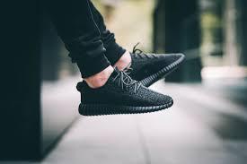 adidas yeezy black adidas yeezy 350 boost black the sole supplier