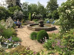 garden tours in england