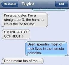 Autocorrect Meme - 34 funny autocorrect fails 2018 iphone humor freemake