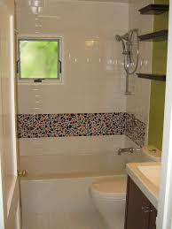 bathroom tile simple bathroom mosaic border tiles home