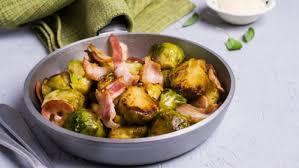 cuisiner les choux de bruxelles choux de bruxelles au bacon