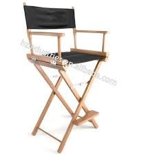 Tall Director Chairs Surprising Folding Directors Chair In Room Board Chairs With