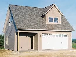 exterior affordable country home with garage and workshop 9 of