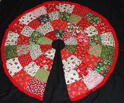 stunning ideas tree skirts patterns quilted skirt happy
