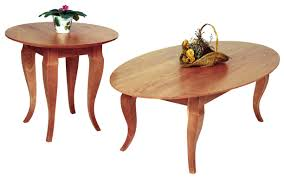 french country round end table and oval coffee table u2013 little