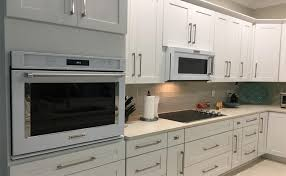 where to buy kitchen cabinets pulls southern brushed nickel cabinet handles 6 3 inches total length 5 inch spacing satin nickel drawer pulls pack of 5 modern cabinet