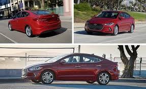 hyundai elantra 2 0 2017 hyundai elantra 2 0l automatic test review car and driver