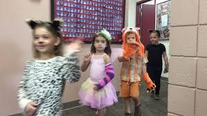 edps pre kindergarten halloween costume parade youtube
