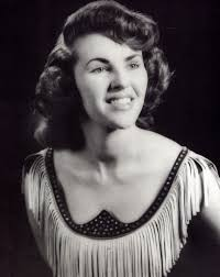 amazing neckline on the always gorgeous wanda jackson let it