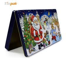 christmas tins buy cheap china christmas tins products find china christmas tins