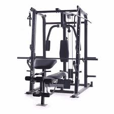 Workout Weight Bench Weider Pro 8500 Smith Cage Home Fitness Weight Bench Lifting