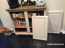 diy how i painted my kitchen cabinets my life from home