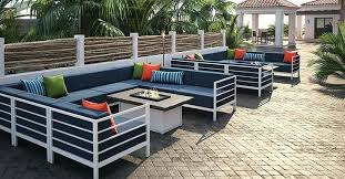 modern outdoor patio furniture modern outdoor table amazing patio