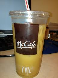 Iced Coffee Mcd vanilla iced coffee mccafe in the mood for something new
