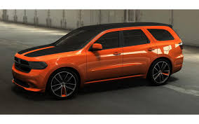 Dodge Durango Rt 2016 - sema custom r t