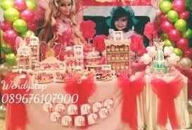 dessert table sweet corner surabaya kue ultah sidoarjo jual