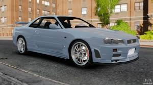 nissan skyline gta 5 these are the cars that actually survived fast and furious 6 this