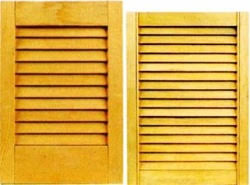 Louvered Cabinet Door Louvered Cabinet Doors Louvered Cabinet Doors