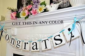 congratulations engagement banner graduation banner congrats banner congratulations