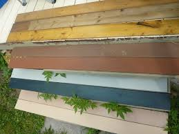 canadian deck stain test decks u0026 fencing contractor talk