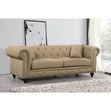 Button Tufted Sofas by Sofa Magnificent Chesterfield Sofa Fabric Chesterfield Sofa