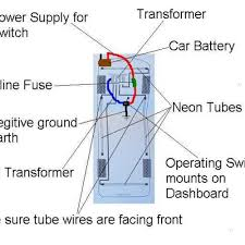 winsome neon switch wiring diagram clipsal 2 way switch wiring