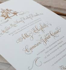 Customized Wedding Invitations Engraved Wedding Invitations Beautiful Design Collection For Your