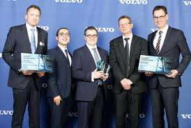 volvo group volvo group honours federal mogul powertrain auto parts asia