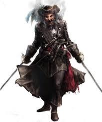 Black Beard Flag Edward Thatch Assassin U0027s Creed Wiki Fandom Powered By Wikia