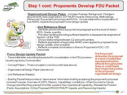 force design update fdu process ppt download