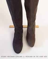 Stuart Weitzman Comfort Soft Winter Shades Stuart Weitzman Highland Vs Lowland Boots