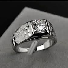 platinum rings for men in islam 7 best platinum rings for men images on