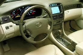 2006 lexus ls430 review 2001 lexus ls 430 overview cars com