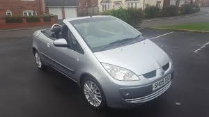 mitsubishi colt turbo used mitsubishi colt convertible for sale motors co uk