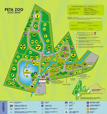 Washington Dc Zoo Map by Zoo Negara