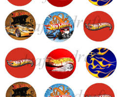hot wheels cake toppers hot wheels party etsy