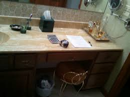 bathroom countertop tile ideas white marble countertop on white vanity with single sink for